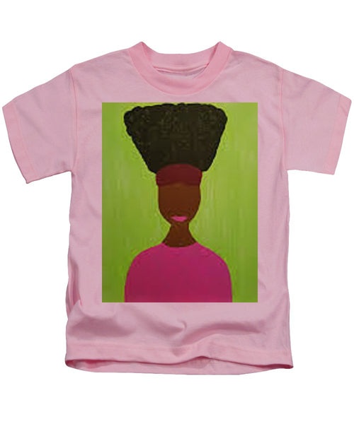 Rose - Kids T-Shirt