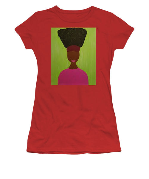 Rose - Women's T-Shirt (Athletic Fit)