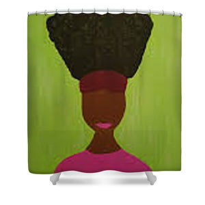 Rose - Shower Curtain