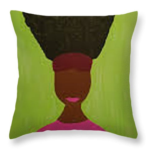 Rose - Throw Pillow