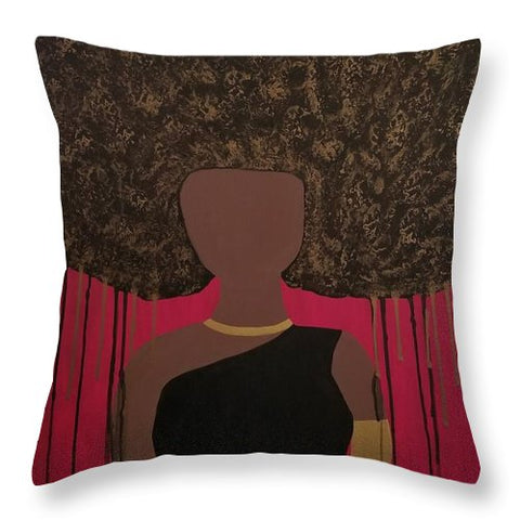 Royalty - Throw Pillow