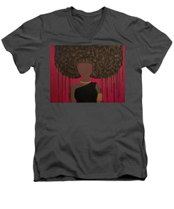 Royalty - Men's V-Neck T-Shirt