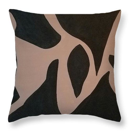 Throw Pillow - Safari
