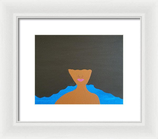 Sheena - Framed Print