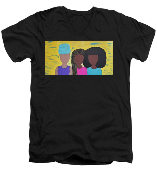 Sister Sister - Men's V-Neck T-Shirt