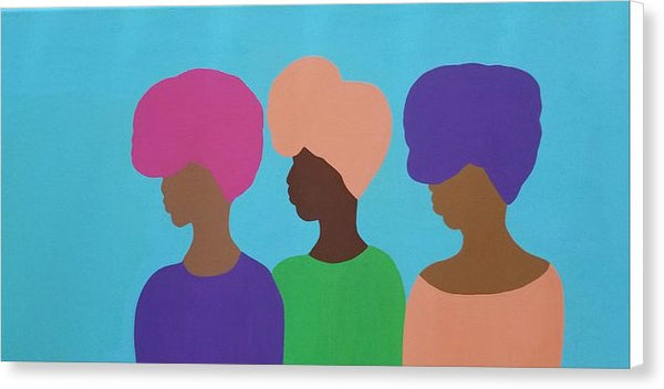 Sisterhood - Canvas Print