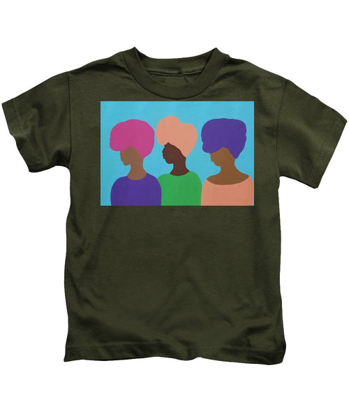 Sisterhood - Kids T-Shirt