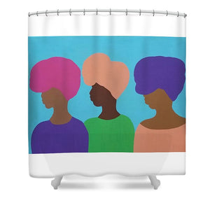 Sisterhood - Shower Curtain