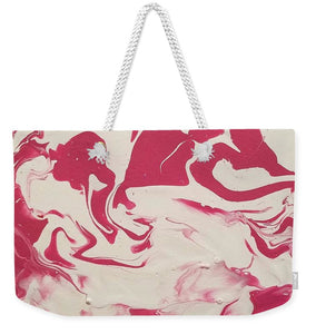 Weekender Tote Bag - Strawberry Vanilla