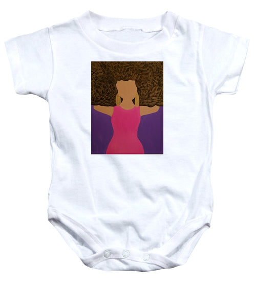 Such A Vivrant Thing - Baby Onesie