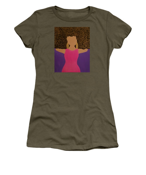 Such A Vivrant Thing - Women's T-Shirt (Athletic Fit)