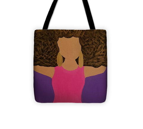 Such A Vivrant Thing - Tote Bag