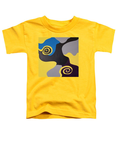 Swirl - Toddler T-Shirt