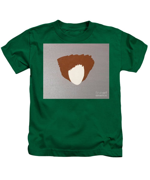 Tapered Swag - Kids T-Shirt