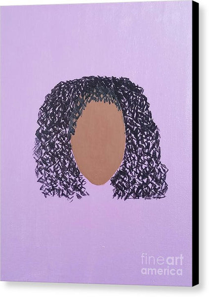 Canvas Print - The Color Purple