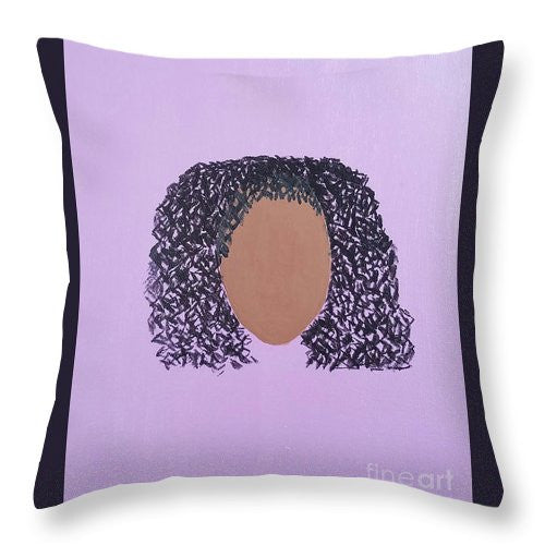 Throw Pillow - The Color Purple