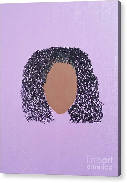 Acrylic Print - The Color Purple