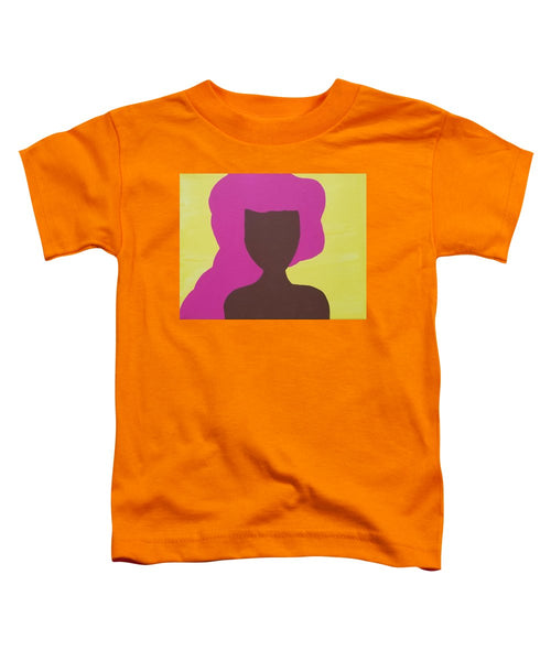 The Pink Lady - Toddler T-Shirt