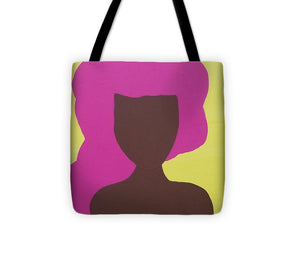 The Pink Lady - Tote Bag