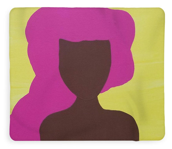 The Pink Lady - Blanket