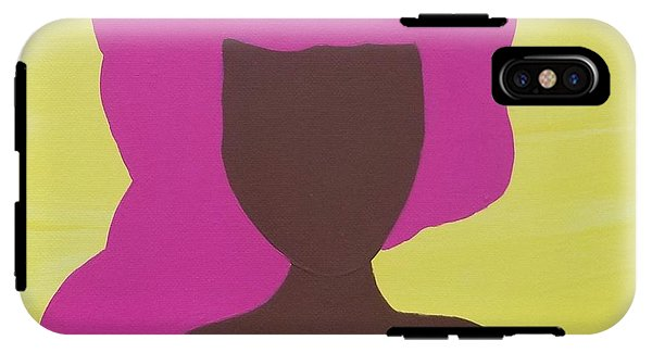 The Pink Lady - Phone Case