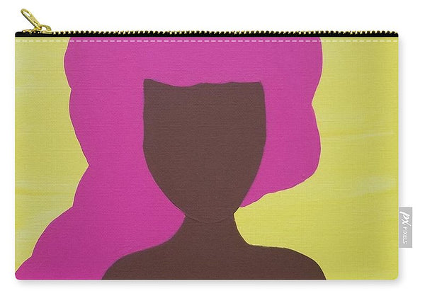 The Pink Lady - Carry-All Pouch