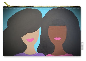 Tia And Tamera - Carry-All Pouch
