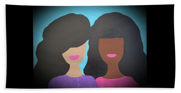Tia And Tamera - Beach Towel