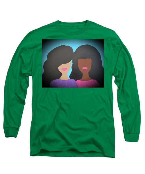 Tia And Tamera - Long Sleeve T-Shirt