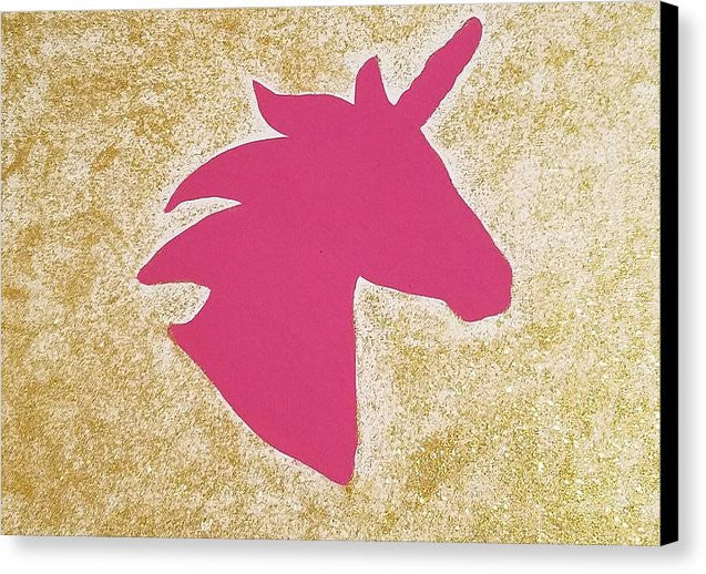 Canvas Print - Unicorn
