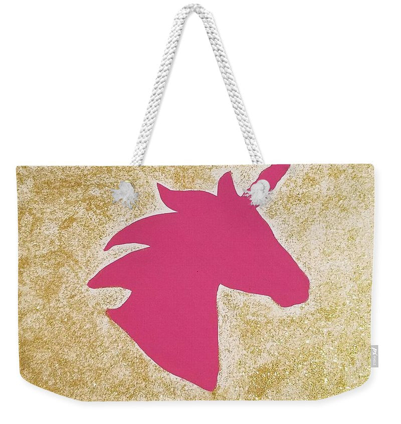 Weekender Tote Bag - Unicorn