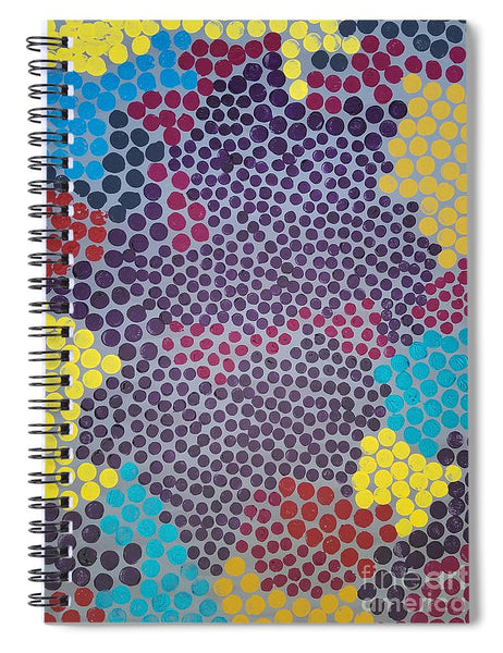 Whimsy - Spiral Notebook