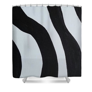 Shower Curtain - Wild Side