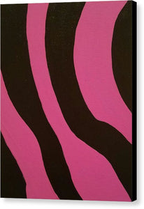 Canvas Print - Wild Side Pink