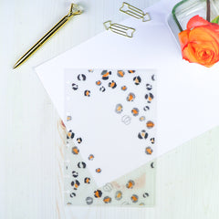 Leopard | Vellum Dashboard | Feelin' Catty
