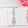 Image of #10 Notes | Lists Planner Inserts
