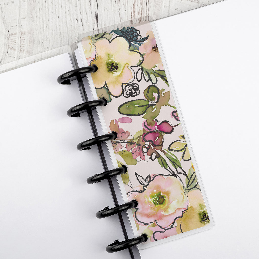 Jolie fleur discbound page finder by Jane's Agenda