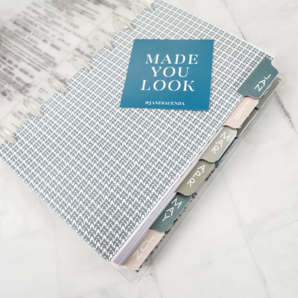 Neutral Planner Dividers