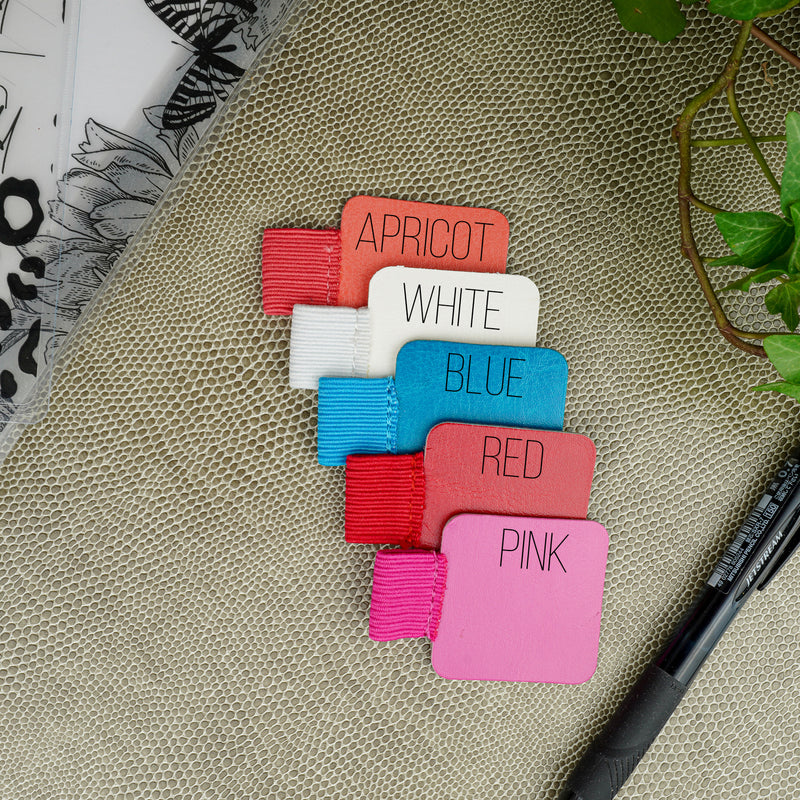 Adhesive Pen Loop Holder for Planner