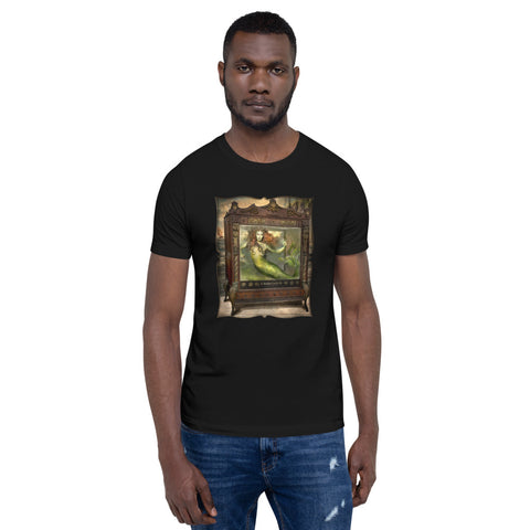 Fiji Mermaid t-shirt (unisex)