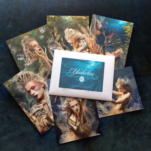 Undertow Artcard Set