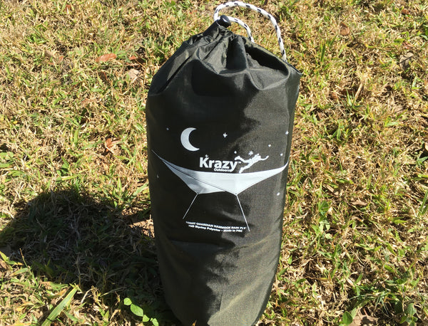 Night Guardian Hammock Rain Fly - 70D Oxford Nylon - RipStop