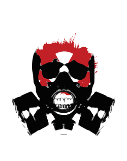 Apocalyptic Skull (3 versions)
