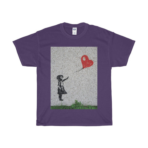 Love flies free.  On a Heavy Cotton T-Shirt
