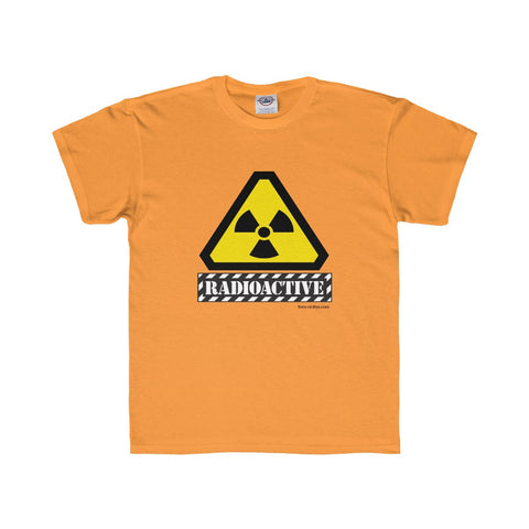 Radioactive Youth Regular Fit Tee