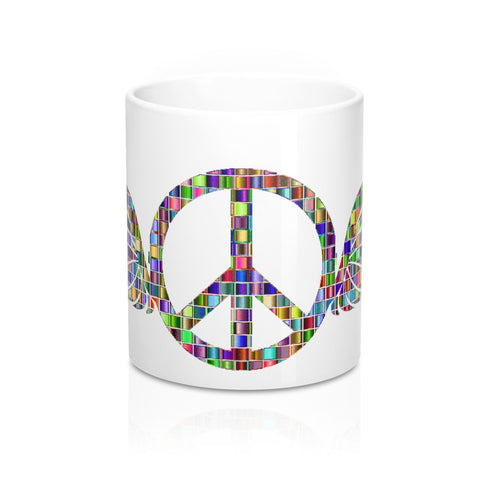 Wings of Peace on a Mug 11oz
