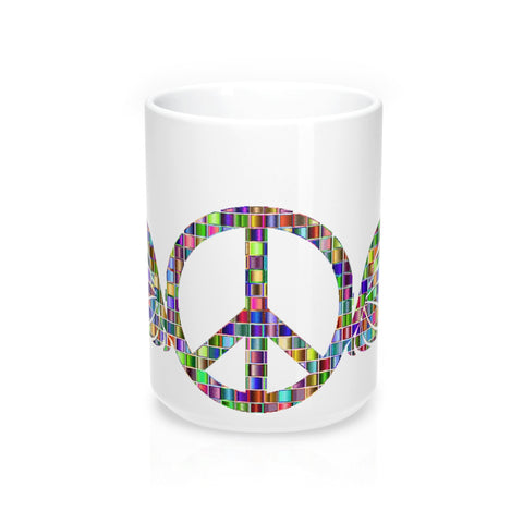Wings of Peace on a Mug 15oz