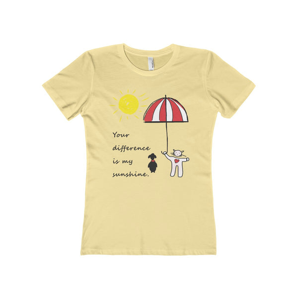 Sunshine Friends on our Boyfriend Tee