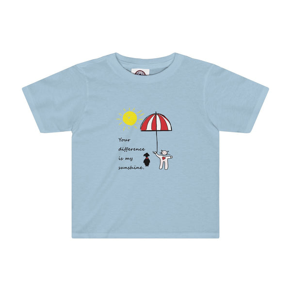 Sunshine Friends on this Toddler Tee