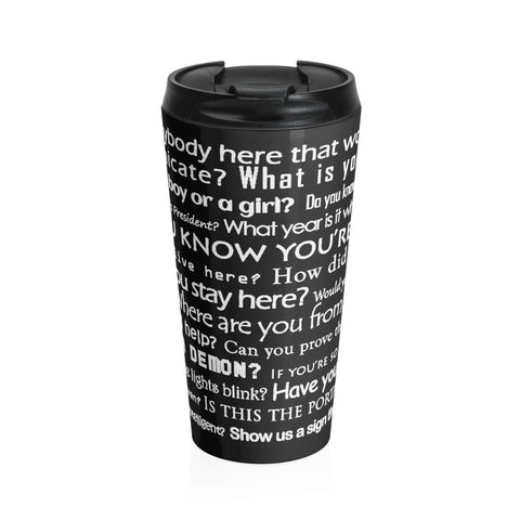 EVP Master Stainless Steel Travel Mug